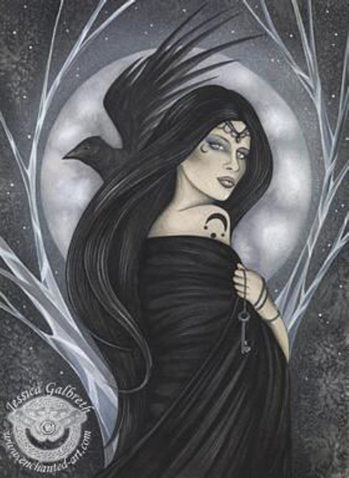 nyx goddess of night a year and a day